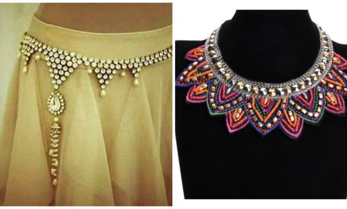 This festive season, do include such designer jewelleries