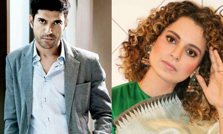 Farhan Akhtar and Kangana Ranaut's last films clashed at