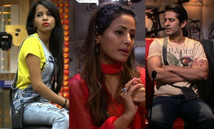 Dhinchak Pooja, Hina Khan and Hiten Tejwani are all set to
