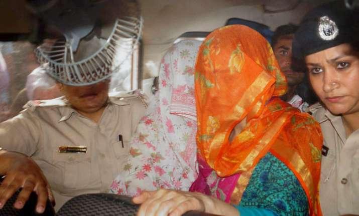 Honerypreet in custody of Haryana Police