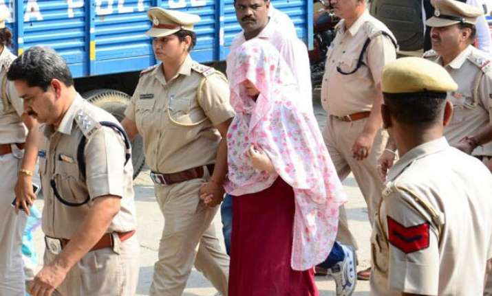 Honeypreet's six-day remand ends today, police seeks