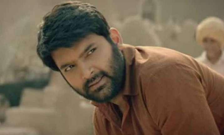 Kapil Sharma in Oye Firangi song