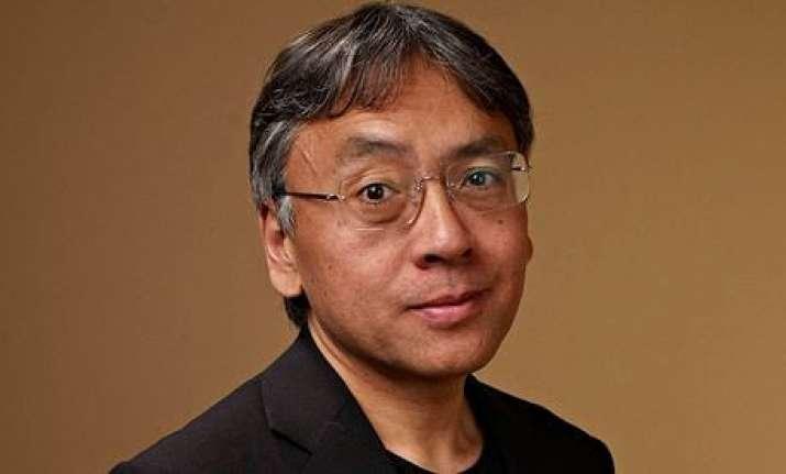 Kazuo Ishiguro named Nobel Prize winner in Literature