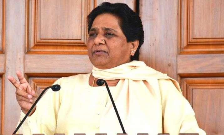 BJP govt in UP worse than Samajwadi Party rule: Mayawati