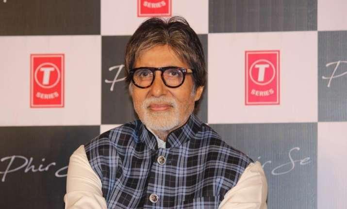 Amitabh Bachchan scores 30 mn followers on Twitter
