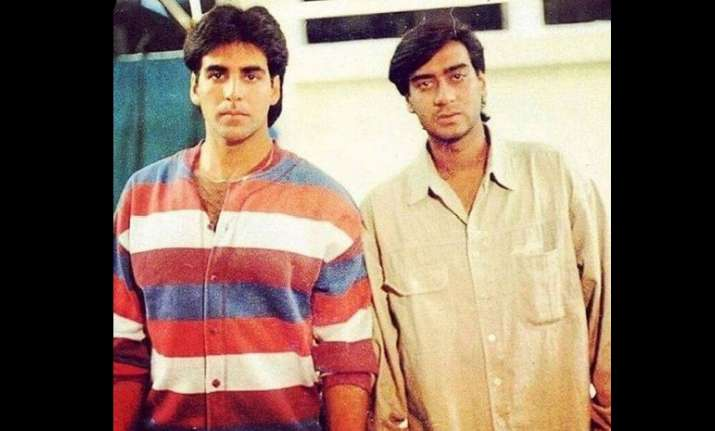 Singham Ajay Devgn and Simmba Ranveer Singh to join Akshay ...  |Akshay Kumar And Ajay Devgan