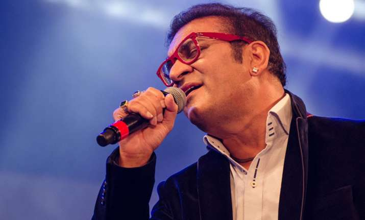 Image result for abhijeet bhattacharya songs with shahrukh khan