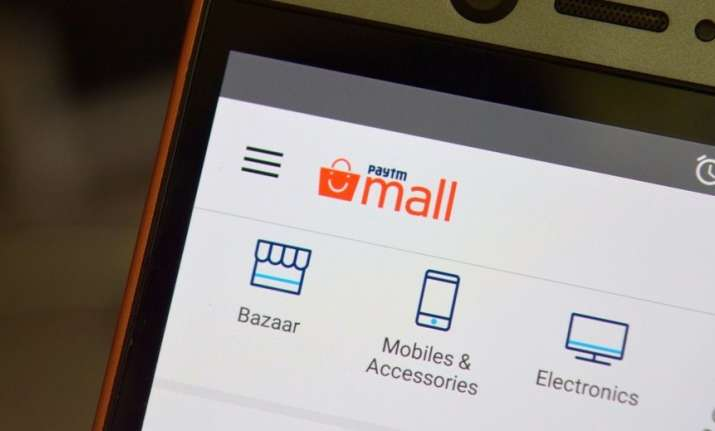Paytm Mall, Paytm's e-commerce offering, has reported a