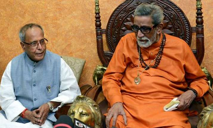When Pranab Mukherjee riled Sonia Gandhi by meeting Bal