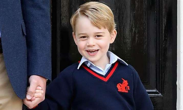 Britain's Prince George on hit list of Islamic State: Report