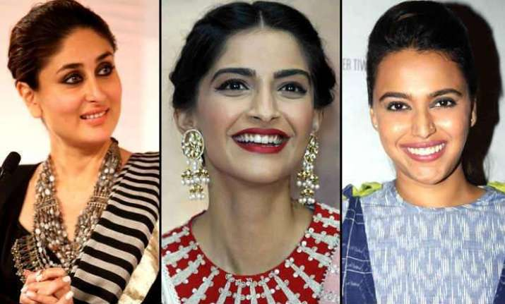 No cat fights between Veere Di Wedding team, says Sonam