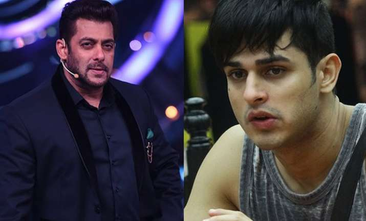 Priyank's unexpected elimination in Salman Khan's