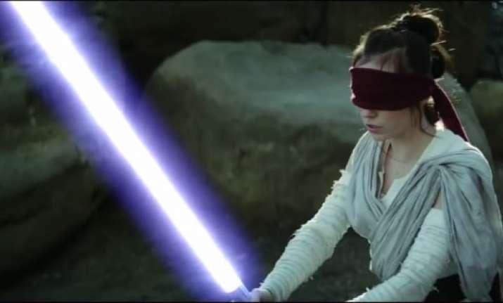 Star Wars The Last Jedi new trailer