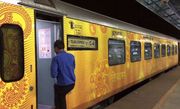 Tejas Express food 'satisfactory', says inquiry report