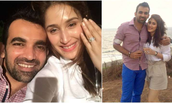 Zaheer Khan Sagarika Ghatge to have court marriage in