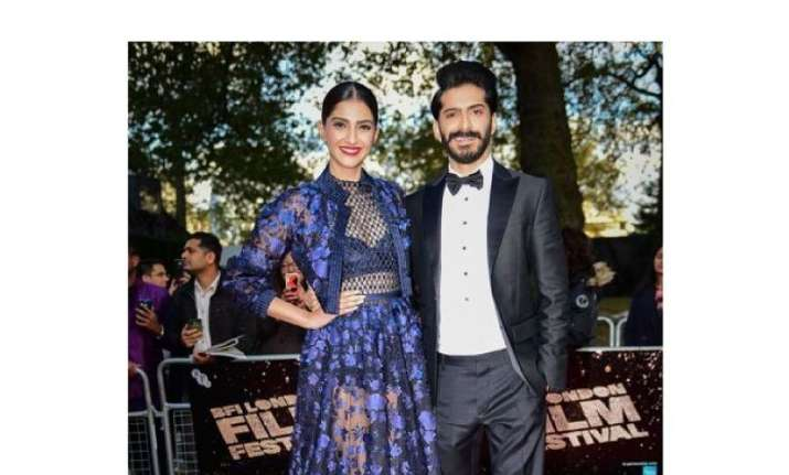 Sonam Kapoor wishes brother Harshvardhan on his birthday