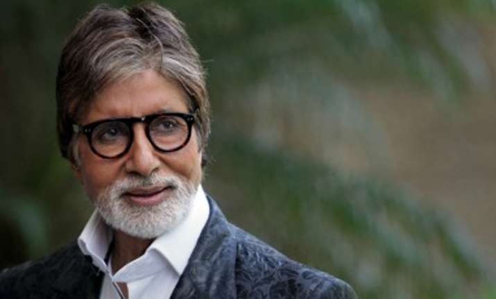Amitabh Bachchan to be honoured with Personality of the
