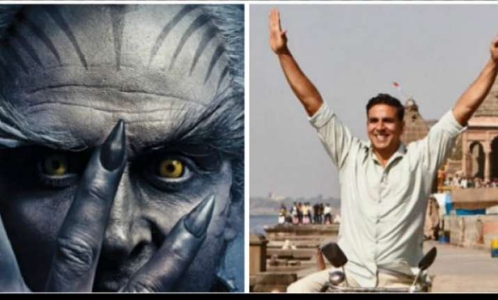Akshay Kumar on 2.0 Vs Padman box office clash