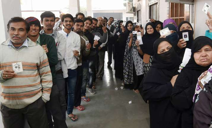 UP civic polls: 51-52% voters turn out in phase-II, polling