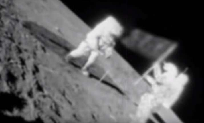 Many conspiracy theories claim that Neil Armstrong was not
