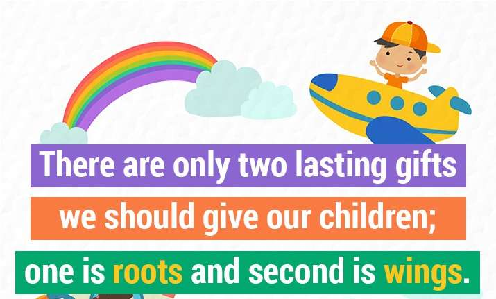 Childrens Quotes Stunning Happy Children's Day 48 Quotes Images WhatsApp Facebook