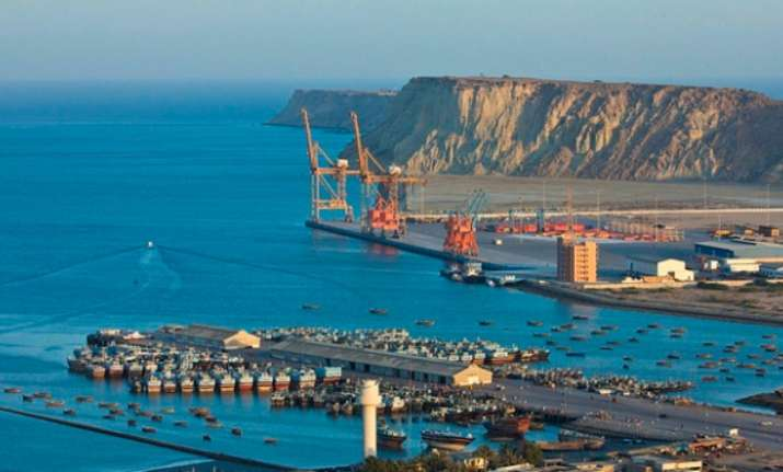 CPEC will 'aggravate' India-Pak tension, says US think-tank