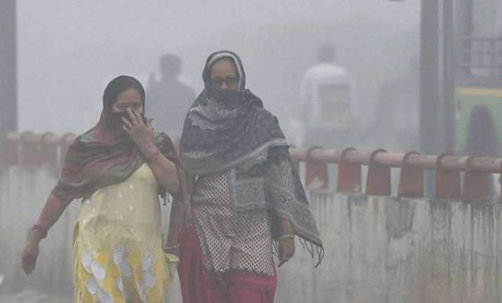 Delhi has been battling worsening air conditions, with the