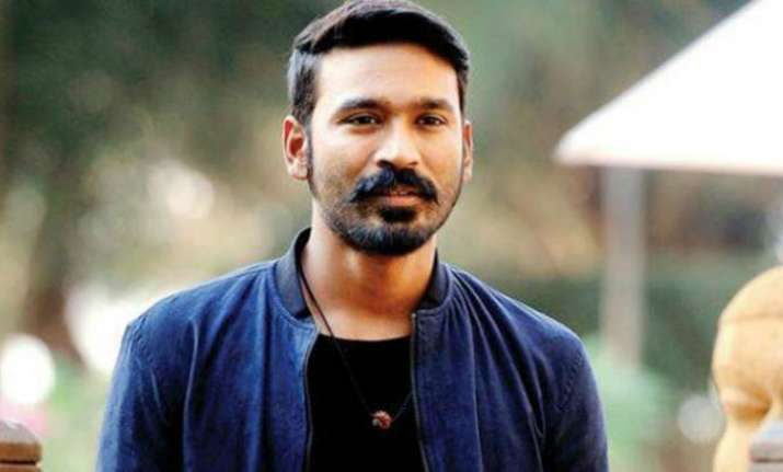 Dhanush shares his excitement as he shoots for upcoming