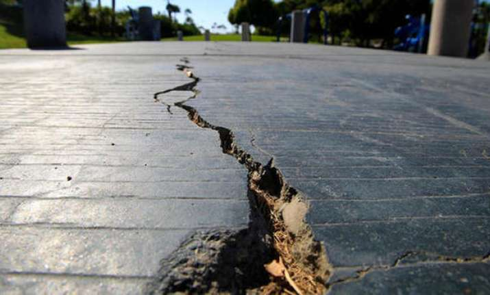 Image result for 6.9 magnitude earthquake in india
