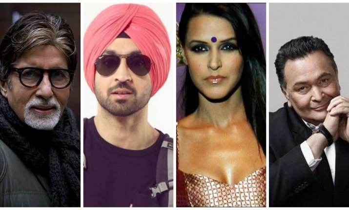 Bollywood celebrities wish peace and love to their fans on