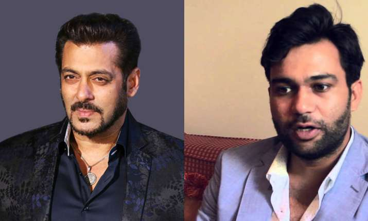 Salman Khan and director Ali Abbas Zafar