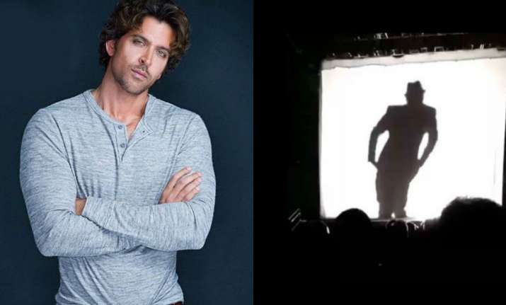 Hrithik Roshan's incredible dance moves