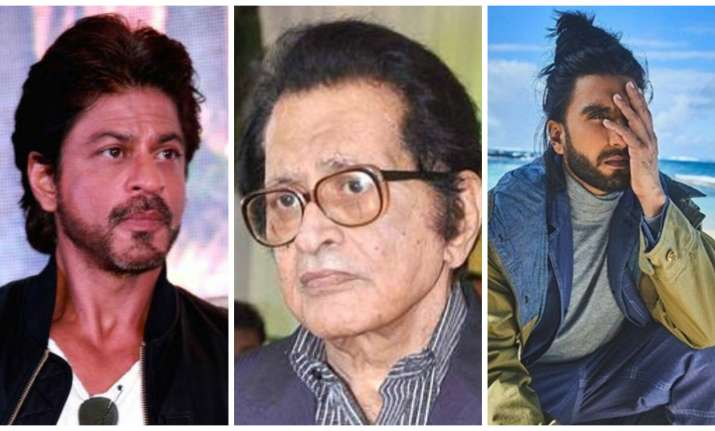 Shah Rukh Khan, Manoj Kumar and Ranveer Singh