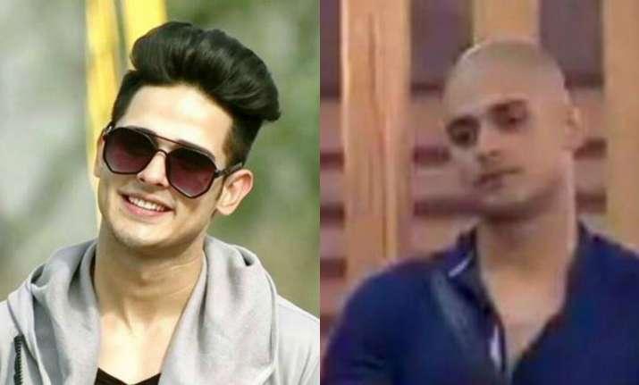 Priyank Sharma's new look