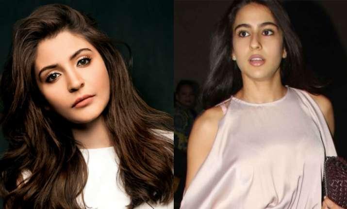 Anushka Sharma wanted Sara Ali Khan in her home production