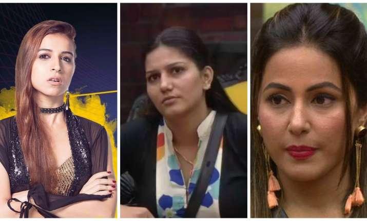 Benafsha, Sapna, Hina