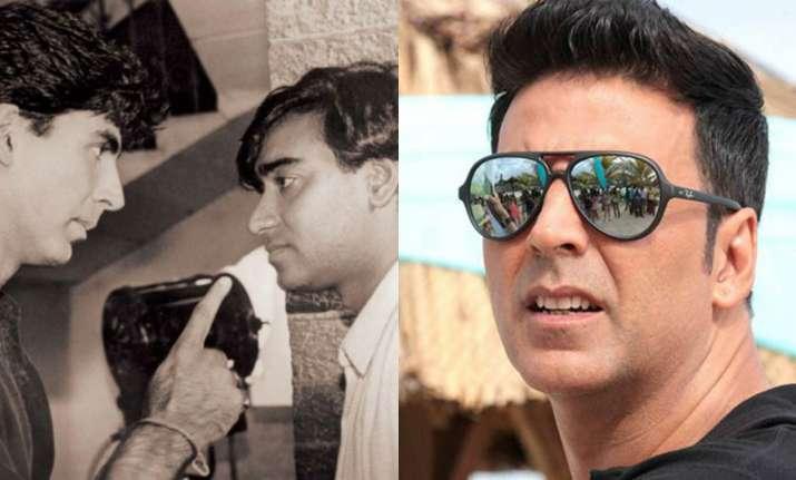 Akshay Kumar was replaced by Ajay Devgn in Phool Aur Kaante