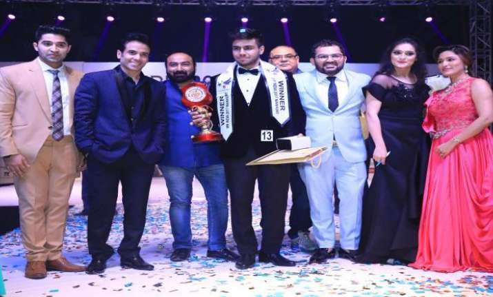 Gaurang Arora wins Mr India Manhunt
