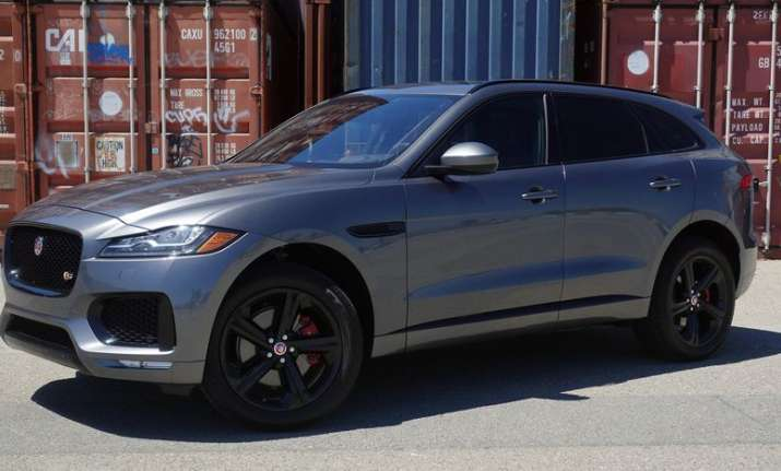 Jaguar Launches Locally Made F Pace At Rs. 60.02 Lakh