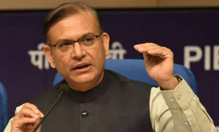 Minister of State for Civil Aviation Jayant Sinha