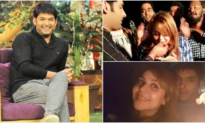 Kapil Sharma to wed girlfriend Ginni Chatrath
