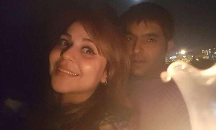 Kapil Sharma,Ginni Chatrath