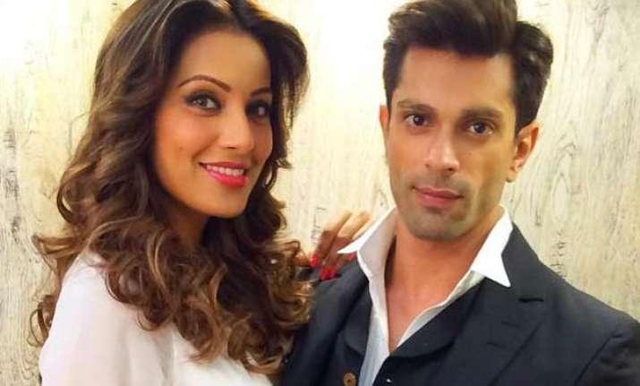 Bipasha Basu graces The Drama Company with husband Karan