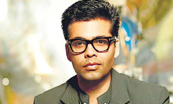 Karan Johar on sexual orientation