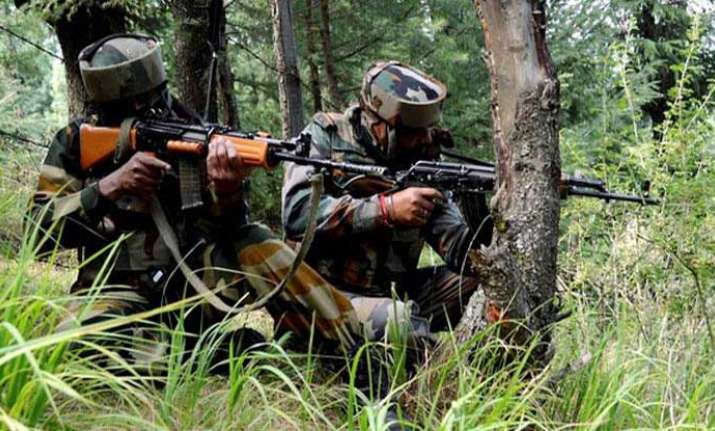 Militant killed in encounter with security forces in