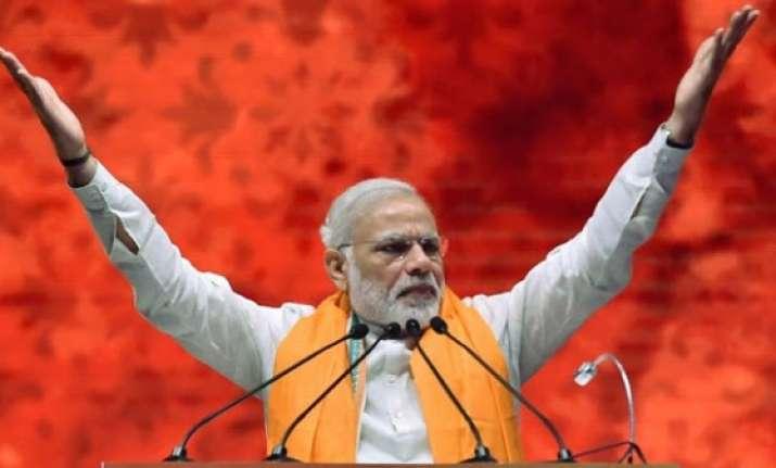 Prime Minister Narendra Modi's 'surgical strike' on