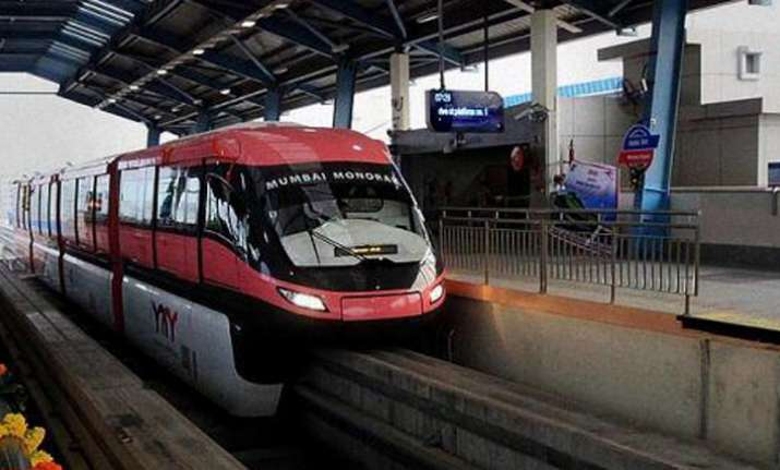 Mumbai monorail services halted after minor fire, no