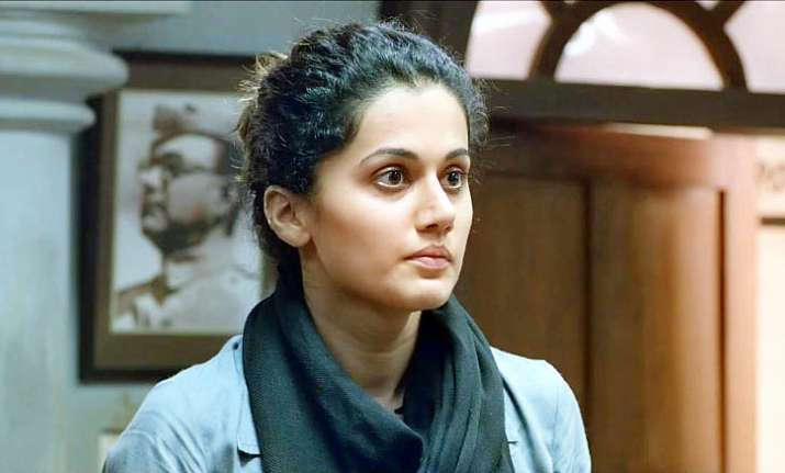 Taapsee Pannu got Pink role after popular actress refused