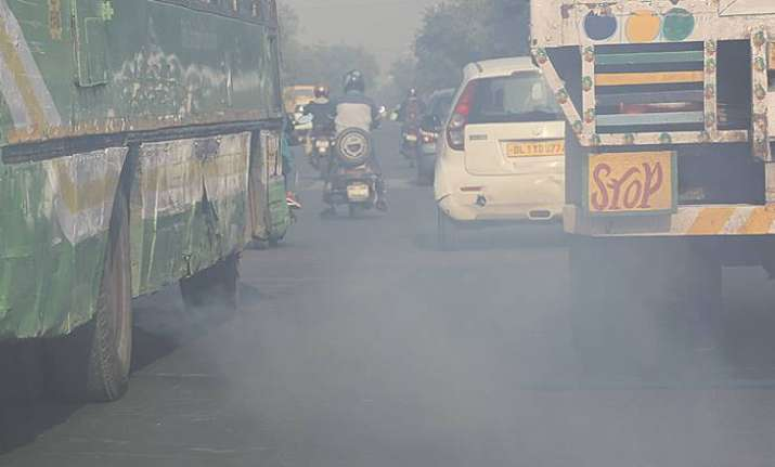 Delhi air quality drops, at least 12 times polluted in