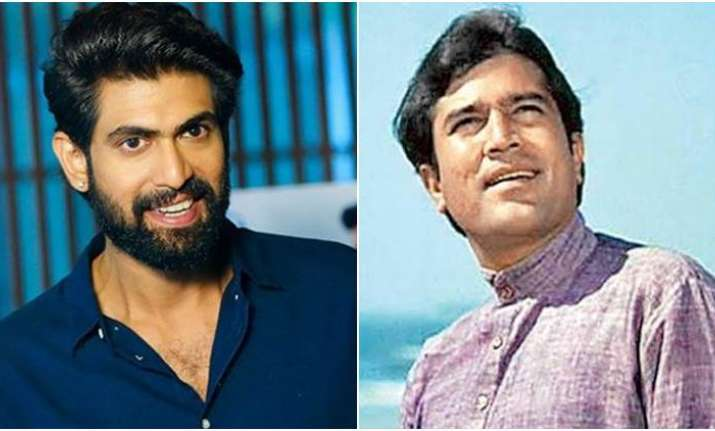Rana Daggubati to star in remake of Rajesh Khanna starrer